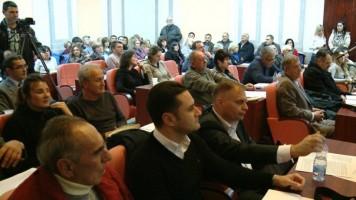Мирковић jедногласно разрешен функције председника Скупштине града
