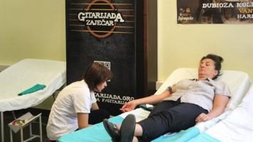 Акција добровољног давања крви у петак у Установи Гитаријада