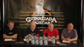 Позната имена 12 ДЕМО бендова полуфиналиста 49. зајечарске Гитаријаде