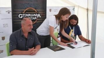Гитаријада и Бедем Фест потписали протокол о пословној сарадњи