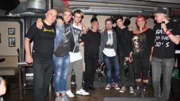 Гитаријада се успешно представила на фестивалу Силата на рока