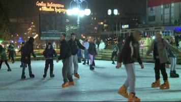 Зајечар: Распуст проводе у клизању