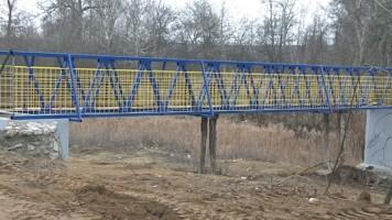 Завршен мост у Вражогрнцу