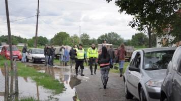 Успешна борба са воденом стихијом
