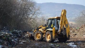 Почело уклањање дивљих депонија