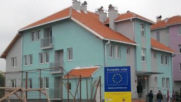 Станови за избеглице и социјално угрожене породице