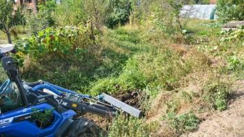 Радови на чишћењу јаруга у граду Зајечару