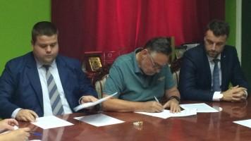 Потписан Споразум о размени непокретности између Града Зајечара и НИС-а: Нова бензинска станица у Зајечару