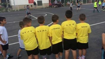 """Котлујевац: Почео велики летњи турнир у малом фудбалу """"4 на 4″!"""