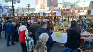 """И ове године  """"Новогодишњи базар"""" у Зајечару"""