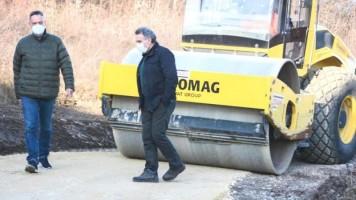 У ЗАЈЕЧАРУ РАДНО: Градоначелник обишао инфраструктурне радове