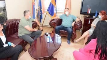 Помоћник министра пољопривреде Александар Богићевић у посети Зајечару