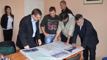 Представник амбасаде Француске посетио Градску управу