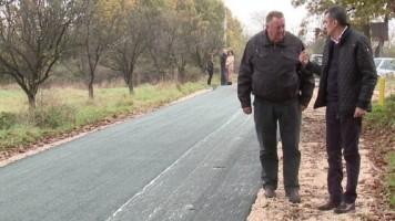 Почело асфалтирање старог Николичевског пута