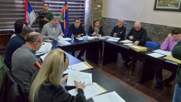 На Градском већу разматран Предлог  решења о образовању Комисије за избор најуспешнијих пољопривредних газдинстава