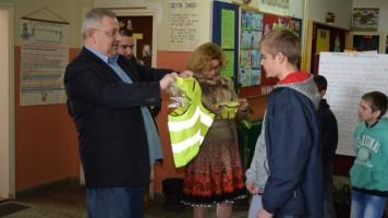 Акција за безбеднији долазак деце у школу у Великом Извору