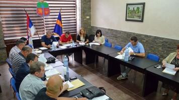 На седници Градског већа разматран Нацрт програма пословања ЈКСП