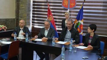 Потписан Споразум о реализацији пројекта