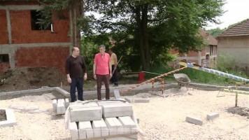 Почели радови на реновирању парка у Гамзиграду