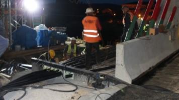 Радови на мосту у Котлујевцу приводе се крају