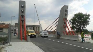 Мост у Котлујевцу отворен за друмски саобраћај