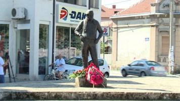 Обележена тридесета годишњица од смрти Зорана Радмиловића