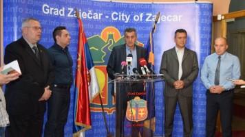 Министар Вулин: Зајечар ће имати помоћ и подршку Републике Србије
