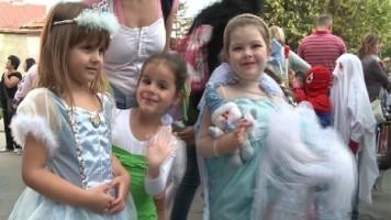 Најмлађи Зајечарци карневалом обележили Дан града