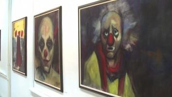 Отворена изложба са Ликовне колоније Гамзиград 2014