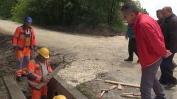 Реконструкција пута Халово - Градсково