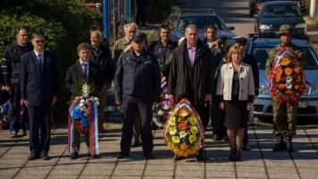 Сећање на српске и совјетске војнике који су ослободили Зајечар