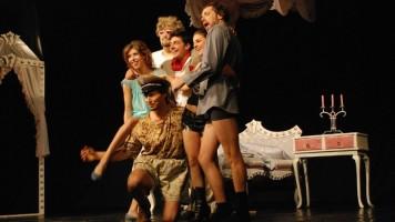 Комедија бугарског театра одушевила фестивалску публику