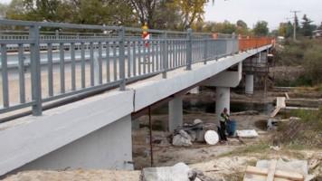 Санација моста на Белом Тимоку