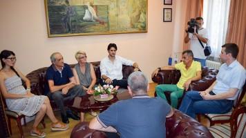 Зајечар се поноси репрезентативцем Драганом Станковићем