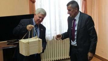Амбасадор Америке у посети Зајечару