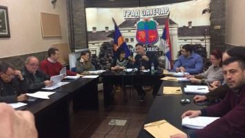 Одржана 19. седница Градског већа
