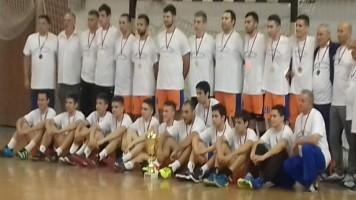 Рукомет на Краљевици -Додела медаља и шампионског пехара
