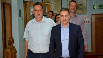 Министар унутрашњих послова Небојша Стефановић посетио Зајечар