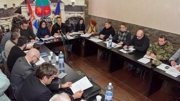 Одржана седница Штаба за ванредне ситуације града Зајечара: Проглашена ванредна ситуација