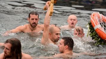 Марко Панић - Победник овогодишњег пливања за Часни крст у Зајечару