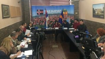 Одржана 71. седница Градског већа у Зајечару