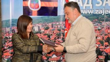 """Регионални центар  за управљање отпадом """"Халово"""" -Потписан уговор са консултантима за јавно-приватно партнерство"""