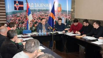 Одржана 79. седница Градског већа у Зајечару