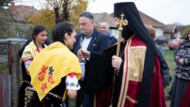 Молебан за изградњу Храма Светог пророка Илије у Шипикову
