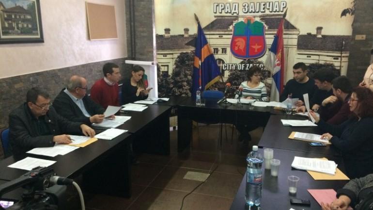Одржана је 48. седница Градског већа у Зајечару