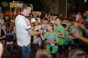 """Завршен је турнир  у малом фудбалу  """"За осмех и радост наше деце"""