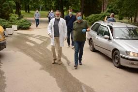 Здравствени центар у Зајечару добио је два тунела за дезинфекцију