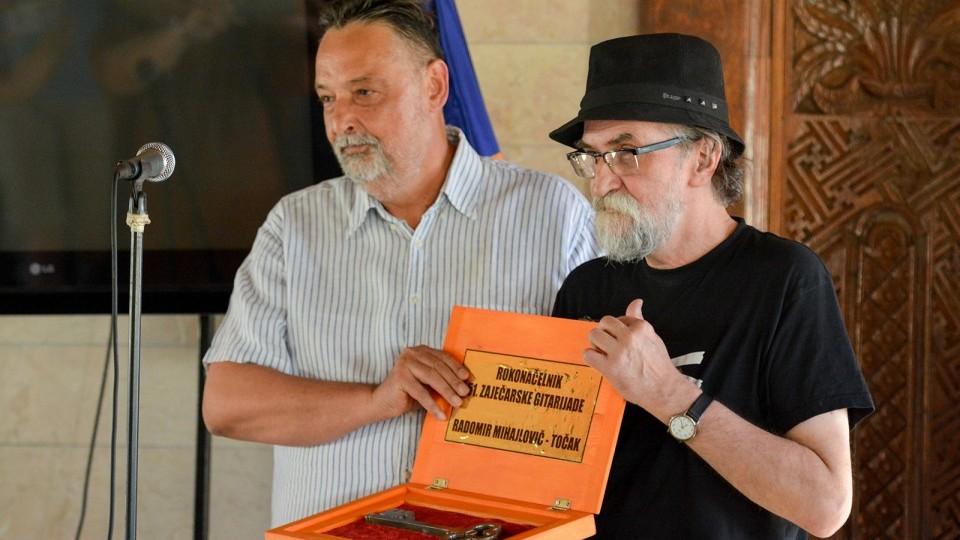 Почиње 51. Гитаријада! Градоначелник Ничић предао кључеве града Точку