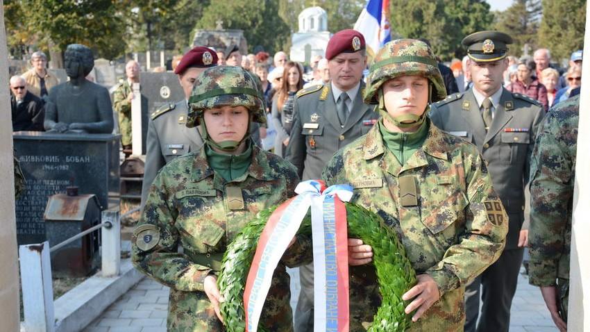 Обележен  19. октобар у Зајечару -Одржане традиционалне српско-француске комеморативне свечаности