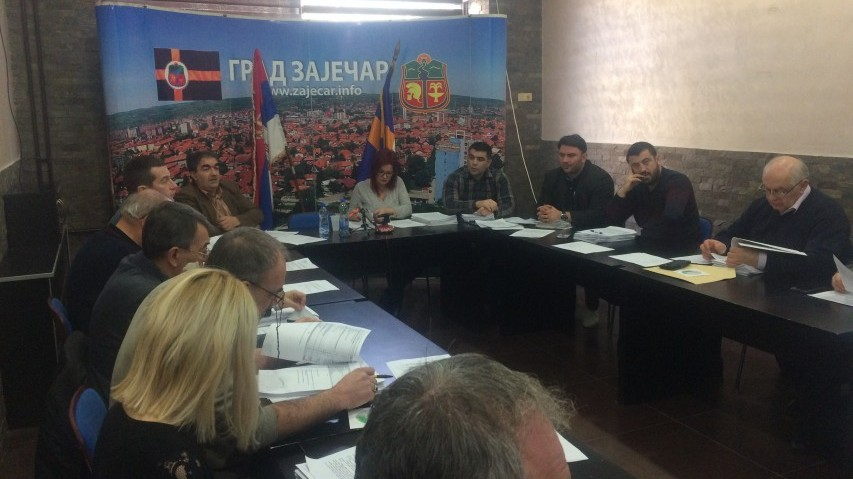 Одржана 120. седница Градског већа у Зајечару: Усвојен трећи ребаланс буџета